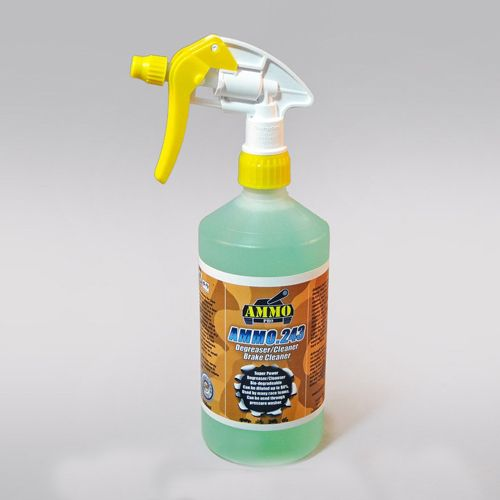 Ammo .243 De-Greaser - Brake Cleaner 750ml