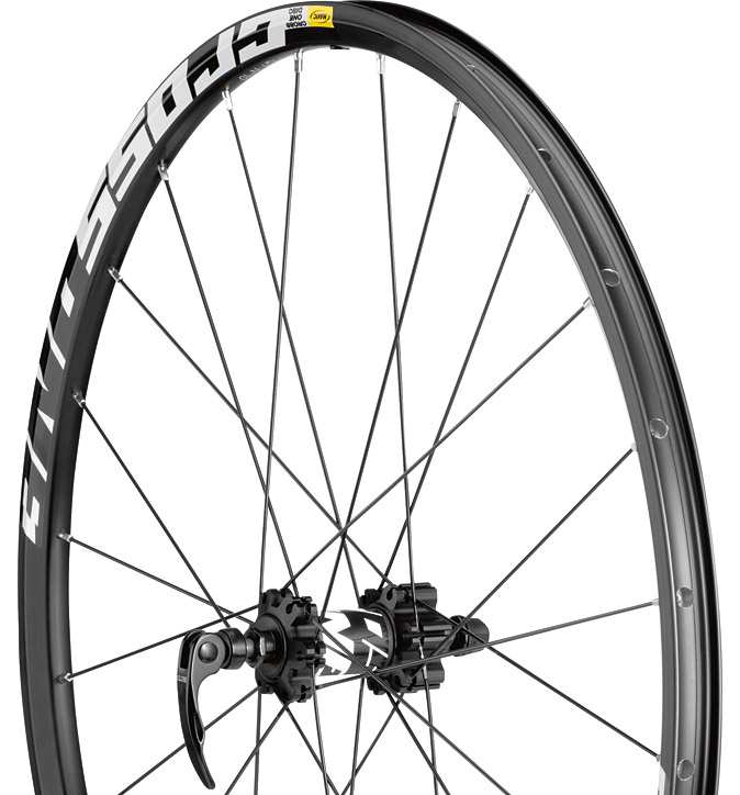 "Mavic Crossone MTB Wheelset 2015 (26"", 27.5"", 29"")"