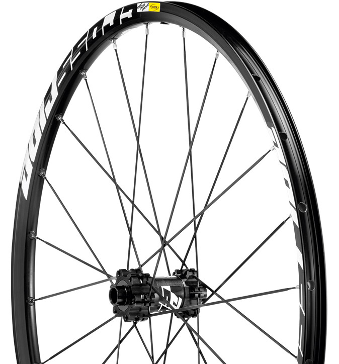Mavic Crossride MTB Wheelset 2015